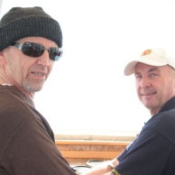 Peter Taylor and Justin McCarthy