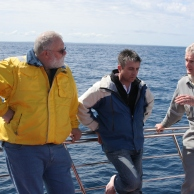 John Sullivan, Martin Tozer and Des Wiliams