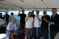 Raising a rum toast to the 17 men who drowned on the Coramba